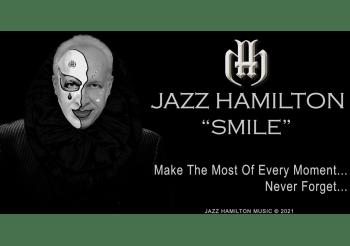 Jazz Hamilton Smile 2021