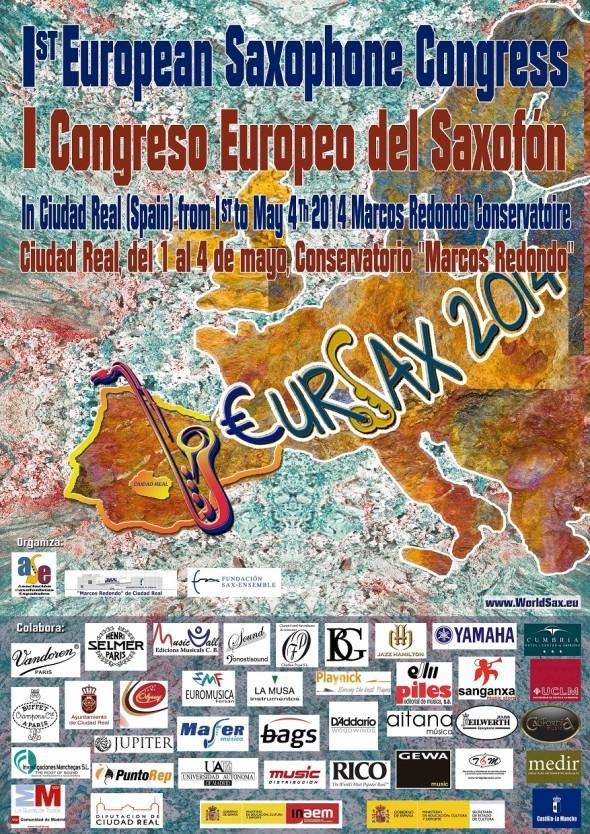eursax-poster