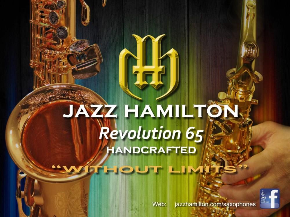 Jazz Hamilton Revolution 65